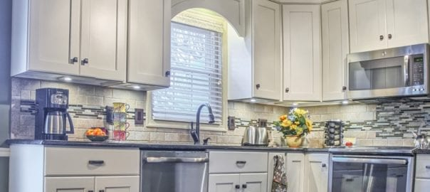 tan kitchen cabinets and modern kitchen design