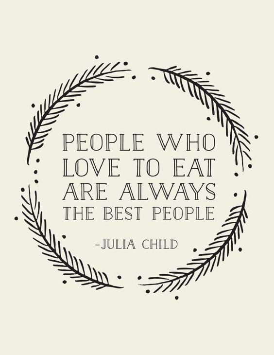 Juila Child quote