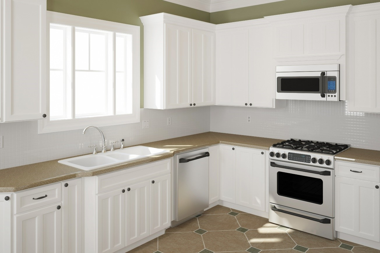 Tips For Painting Cabinets Lancaster Red Rose Cabinets