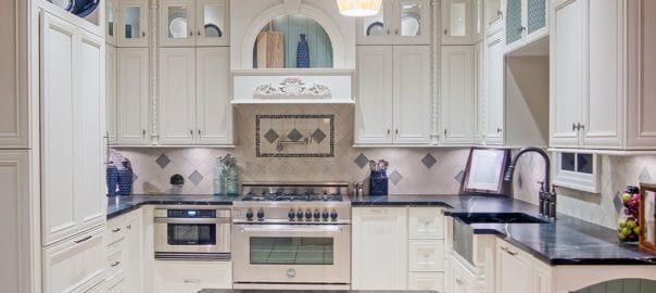 Red Rose Cabinetry kitchen design