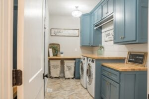 Top 7 Ways to Get the Most from Small Laundry Rooms