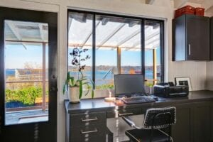 home office window