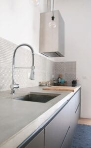 8 Solid Style Tips for Concrete Countertops