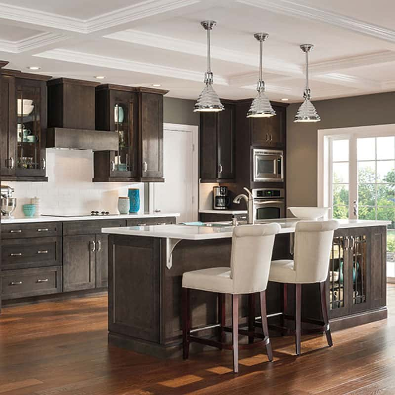 Kitchen Cabinets In Pa: Red Rose Cabinetry