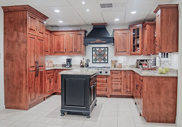 Red Rose Cabinetry Showroom